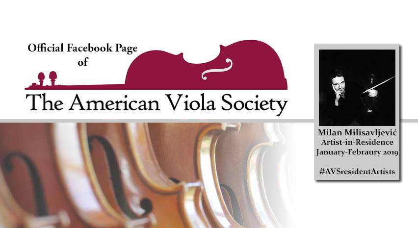 american viola society banner